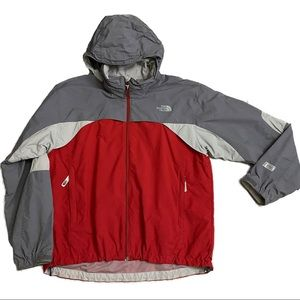 The North Face All-Weather Full-Zip Coat Jacket -L
